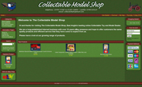 Collectable Model Shop