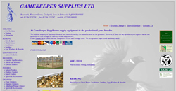 Gamekeeper Supplies Ltd